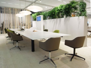 办公家具定制与装修搭配有哪些原则