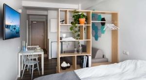 惠州单身公寓家具定制